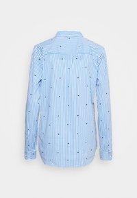 Gap Tall - Button-down blouse - navy - 6