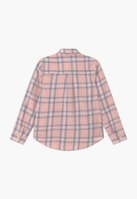 Abercrombie & Fitch - Button-down blouse - pink plaid - 1