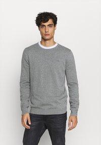 s.Oliver - Jumper - light grey - 0