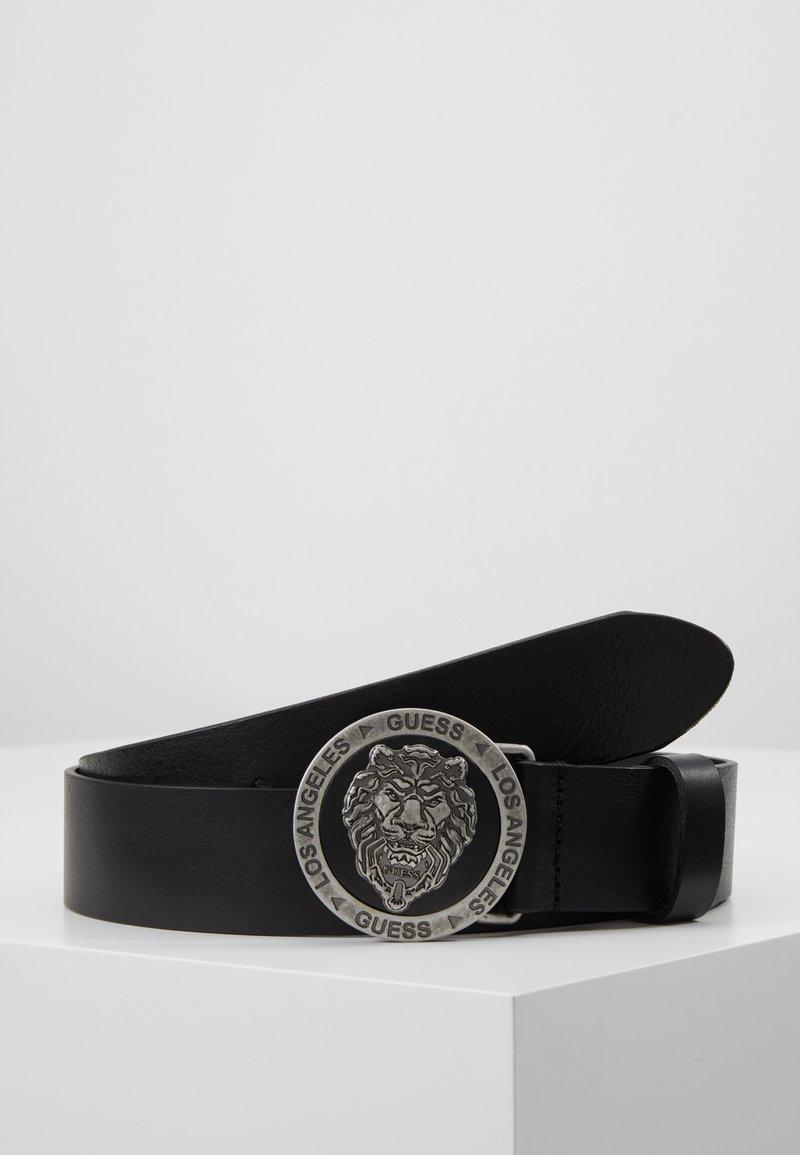 Guess - NOT ADJUST BELT - Belt - black