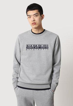 BERBER - Sweatshirt - medium grey melange