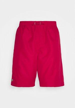 HERREN SHORT - Short de sport - ruby