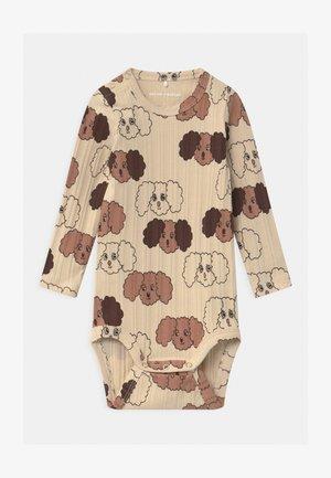 BABY FLUFFY DOG UNISEX - Body - beige