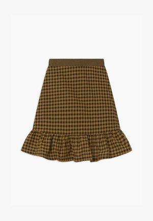 KRISTELLA - A-line skirt - tinsel