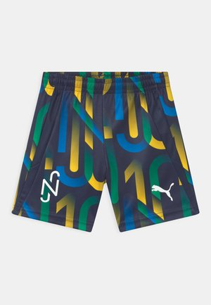 NEYMAR JR HERO UNISEX - Sports shorts - peacoat/dandelion