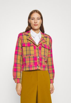CIVA JACKET - Summer jacket - pink