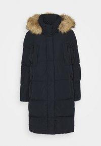 Superdry - LOUISA COAT - Down coat - blue graphite - 5