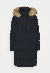 LOUISA COAT - Down coat - blue graphite