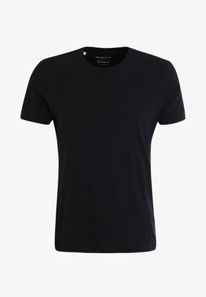 SHDTHEPERFECT - Basic T-shirt - black