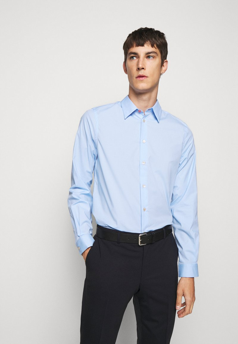 PS Paul Smith - MENS TAILORED FIT - Formal shirt - blue