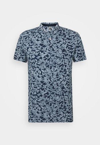SHORT SLEEVE - Polo shirt - dark blue