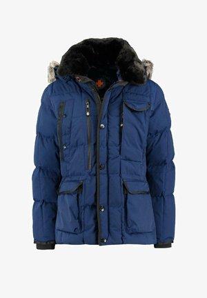 MARVELLOUS - Winter jacket - royalblau