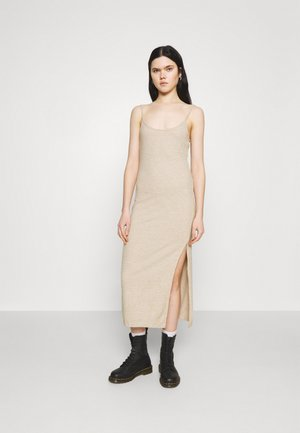 Day dress - beige mélange
