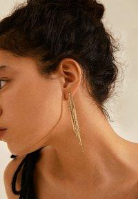 Pilgrim - EARRINGS CARMEN - Kolczyki - gold-coloured - 1