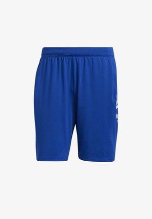 TOKYO BADGE OF SPORT SHORTS - Pantalón corto de deporte - blue