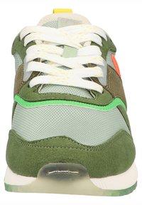 Scotch & Soda - Sneakers laag - green/cream multi s - 5