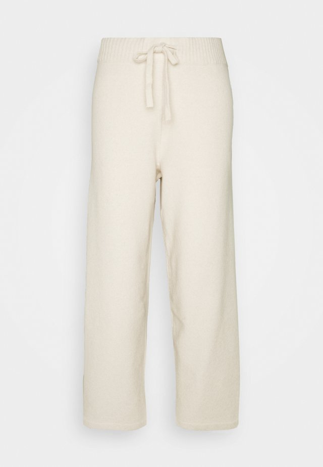 MAJA TROUSERS - Pantaloni sportivi - beige light