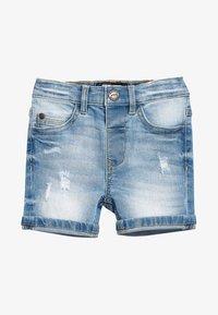 Next - Shorts vaqueros - light blue - 0