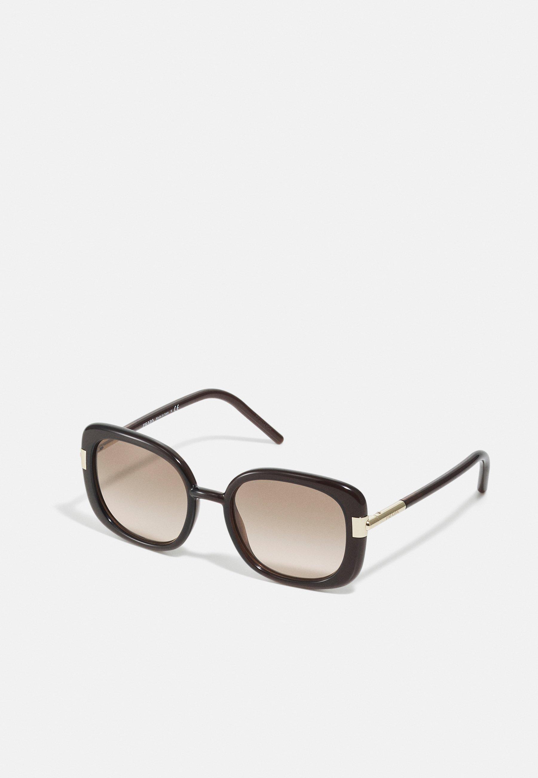 Women Sunglasses - dark brown