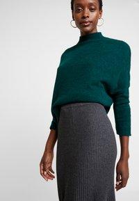 Anna Field - A-snit nederdel/ A-formede nederdele - mid grey melange - 3