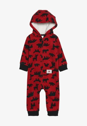 BOY BABY - Sleep suit - red