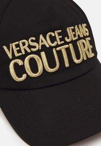 Versace Jeans Couture - Kšiltovka - black - 3