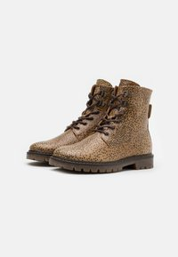 Bisgaard - MY - Lace-up ankle boots - tan - 1
