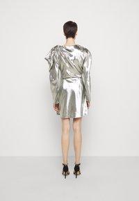Alberta Ferretti - ABITO - Robe de soirée - silver - 2