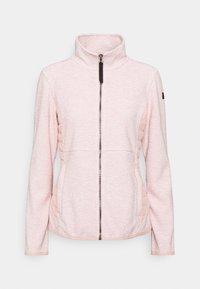 Icepeak - AMBROSE - Training jacket - light pink - 5