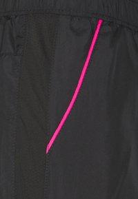 K-SWISS - HYPERCOURT WARM UP PANT - Kalhoty - black beauty - 2