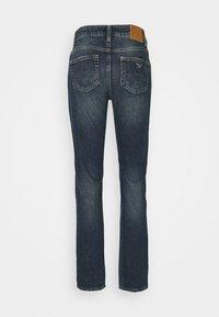 Emporio Armani - Straight leg jeans - denim blue - 1