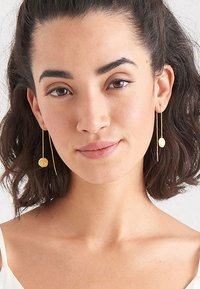Ania Haie - DEUS THREADER - Earrings - gold - 0