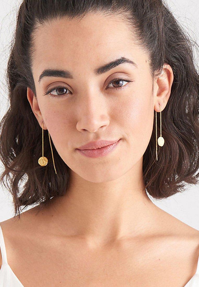Ania Haie - DEUS THREADER - Earrings - gold