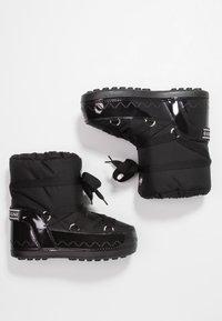 Bogner - TROIS VALLÉES - Winter boots - black - 3
