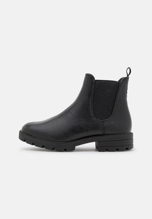 VEGAN ASPENN - Classic ankle boots - black