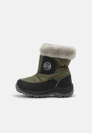 UNISEX - Winter boots - kaki noir