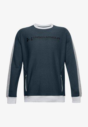 Sweatshirt - mechanic blue