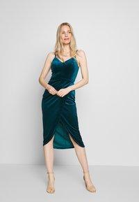 Trendyol - Cocktail dress / Party dress - petrol - 1