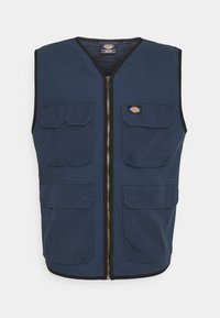 Dickies - GLYNDON VEST - Waistcoat - navy blue - 6