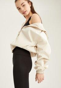 DeFacto - Summer jacket - ecru - 2