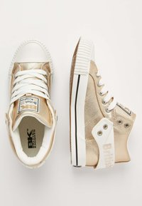 British Knights - ROCO - High-top trainers - gold - 2