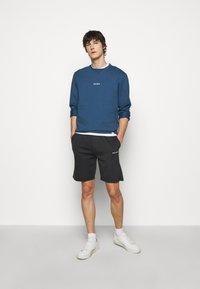 Les Deux - LENS - Sweatshirt - denim blue/white - 1