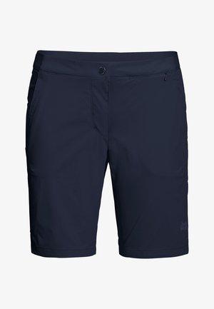 HILLTOP - Outdoor shorts - midnight blue