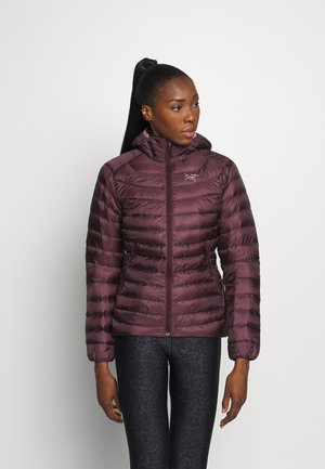CERIUM HOODY WOMEN'S - Down jacket - rhapsody