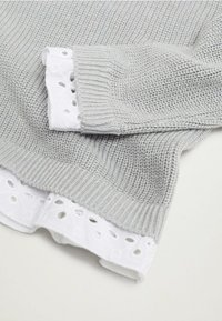 Mango - Jumper - mottled grey - 3