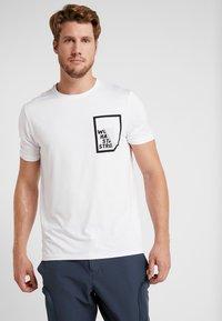 Your Turn Active - T-shirt imprimé - white - 0