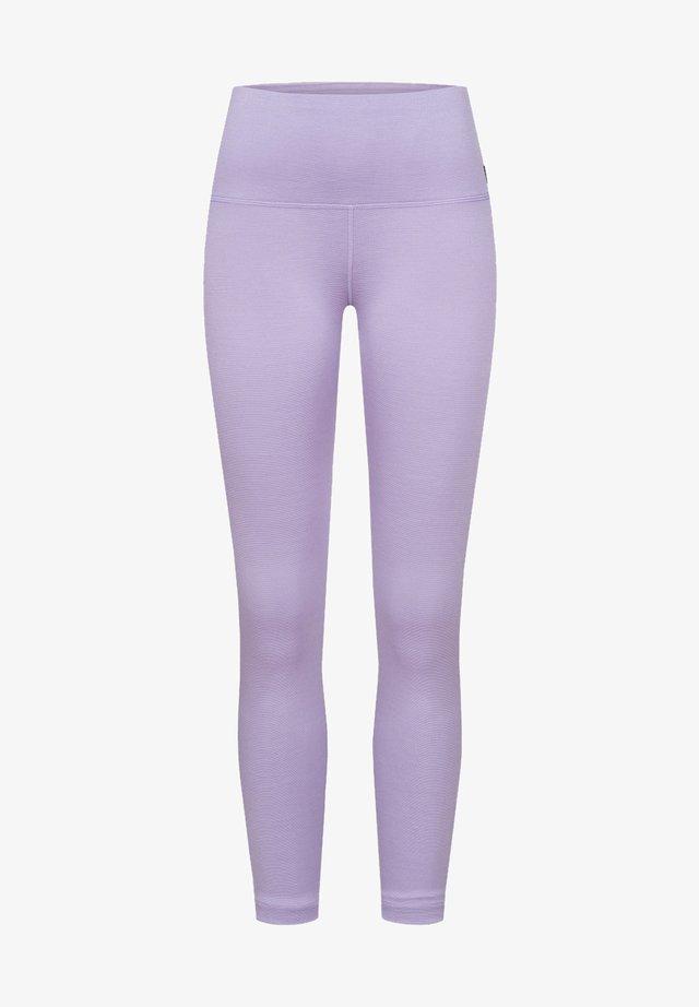 Leggings - purple
