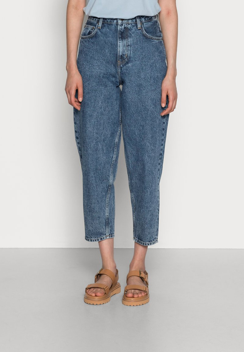 American Vintage - IVOGOOD - Relaxed fit jeans - blue stone
