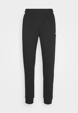 LEGACY CUFF PANTS - Tracksuit bottoms - black
