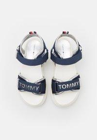 Tommy Hilfiger - Sandali - blue/silver - 3